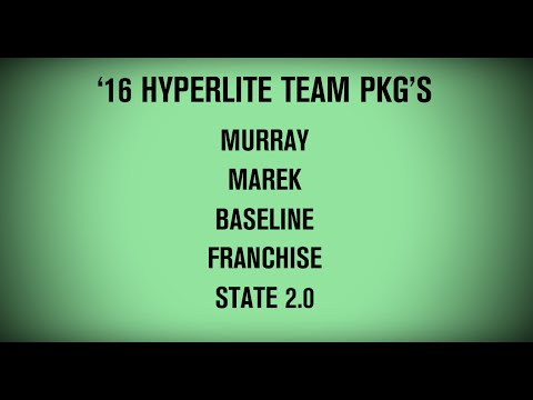 2016 Shreducation Hyperlite Team Pkgs