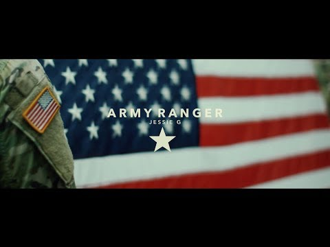 Jessie G | Army Ranger (Official Video)