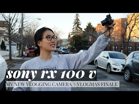 Sony RX 100 V Unboxing | My New Vlogging Camera | 3rd Year of Med School | Vlogmas Finale