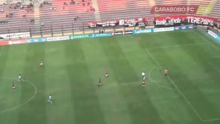 Resumen: Deportivo Lara 2-4 Carabobo FC