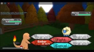 Roblox: Pokemon Brick Bronze #4 HM 01 Cut