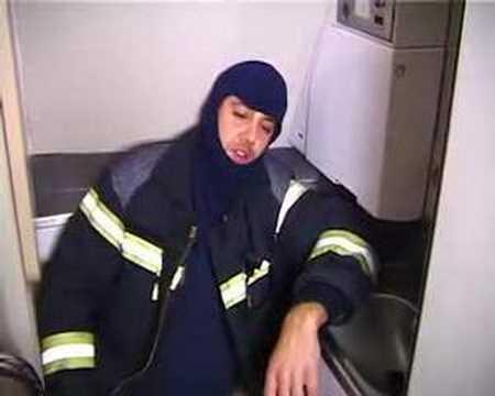 fou ta cagoule pompier