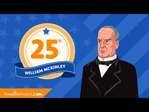 Presidential Minute With William McKinley