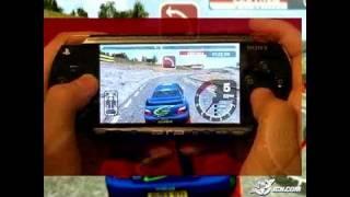 Colin McRae Rally 2005 Plus Sony PSP Trailer - Colin McRae