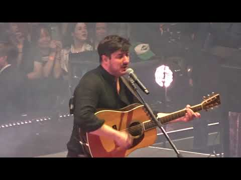 Mumford & Sons - I Will Wait - Live at Little Caesars Arena in Detroit, MI on 3-27-19
