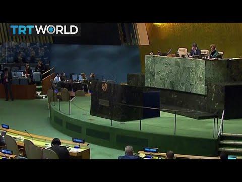 Breaking News: UN votes 128-9 to reject decision on Jerusalem