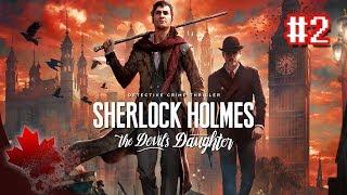 Twitch Livestream | Sherlock Holmes: The Devil