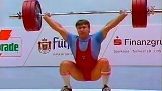 1991 World Weightlifting Championships, 90 kg \ Тяжелая Атлетика. Чемпионат Мира