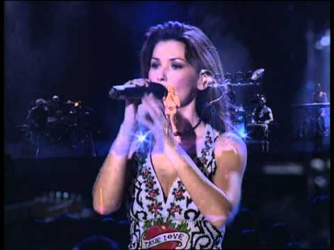 Shania Twain - Live in Chicago HD - From This Moment On (12)