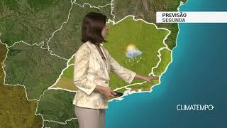 Previsão Sudeste – Rápidas pancadas de chuva