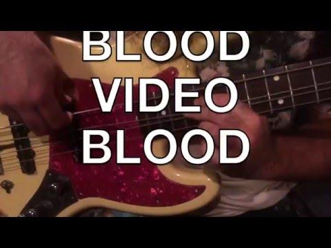 Child Bite - Video blood - Bass tab