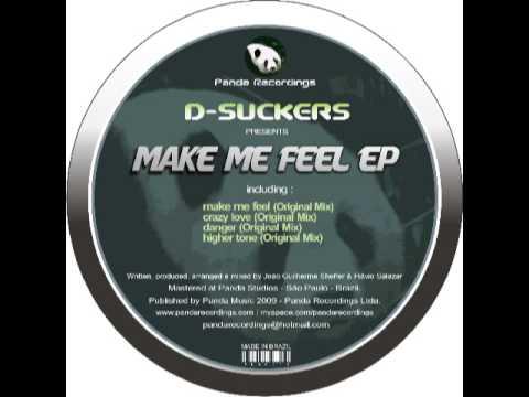 D-Suckers - Crazy Love (Original Mix)