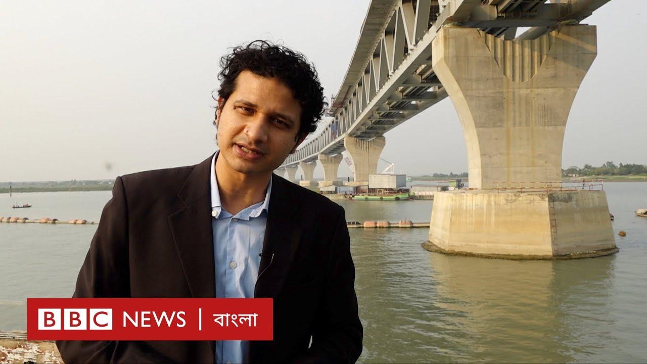 পদ্মা সেতুর চ্যালেঞ্জ ও পানির নিচে বিদ্যুৎ।।BBC CLICK Bangla: Episode-106