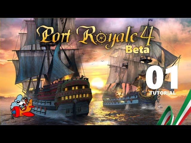 Port Royale [Beta Tutorial ITA] 01