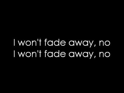 12 Stones  Fade Away lyrics