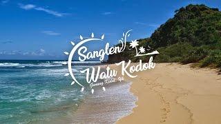 Exotic Beach, Pantai Sanglen & Pantai Watu Kodok - #DONMA