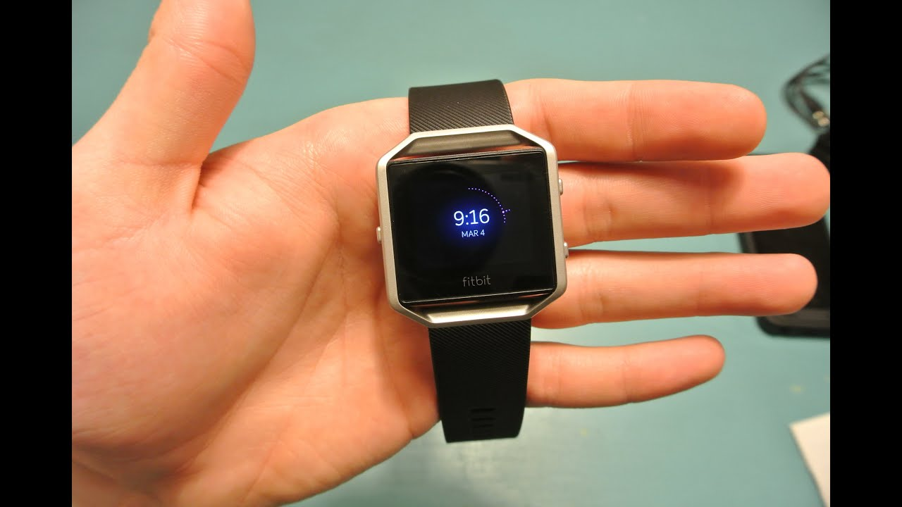 fitbit blaze unboxing and setup youtube rh youtube com Samsung Galaxy S7 Samsung Galaxy S7