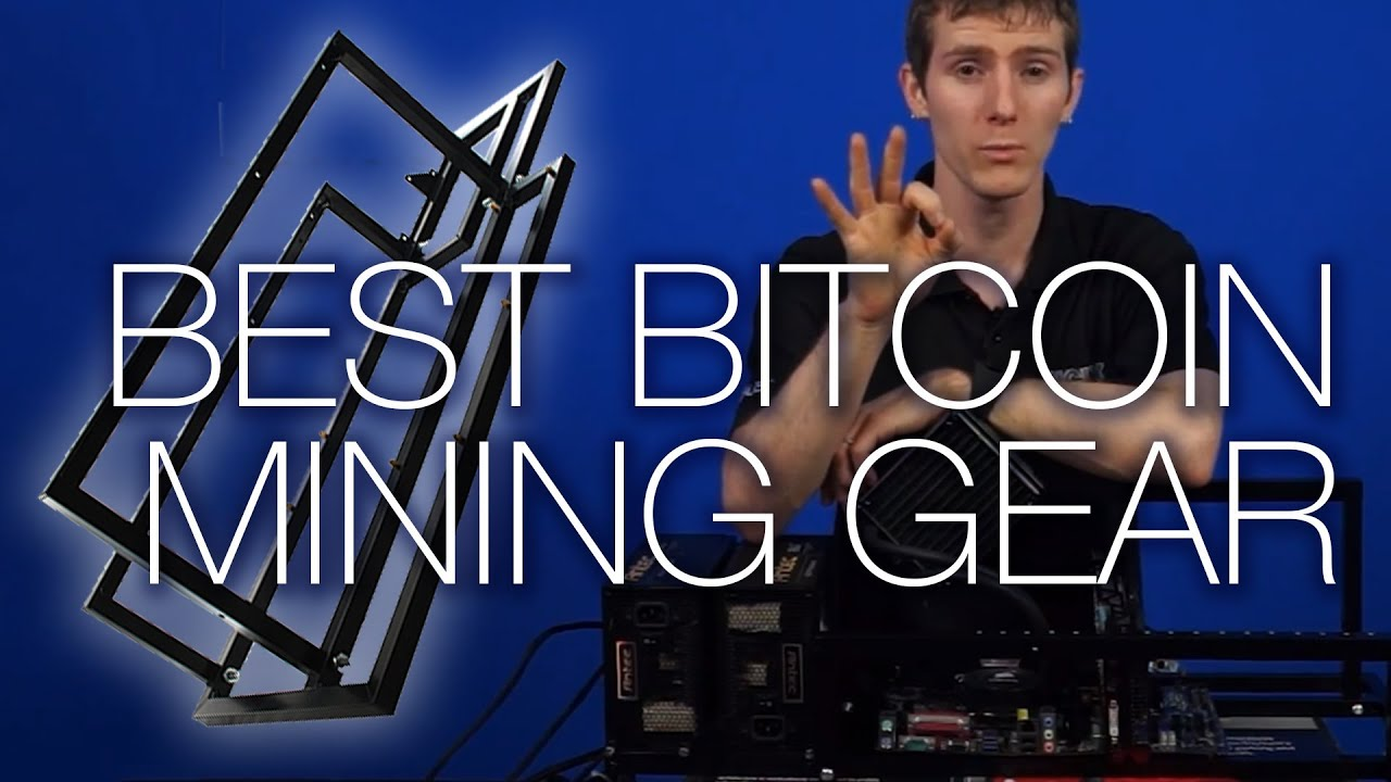 Bitcoin mining hardware buyers guide ft riggit mining frame youtube ccuart Images