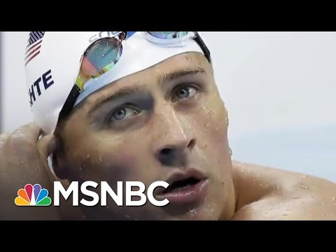 Ryan Lochte Apologizes For 'Behavior' In Rio | MSNBC