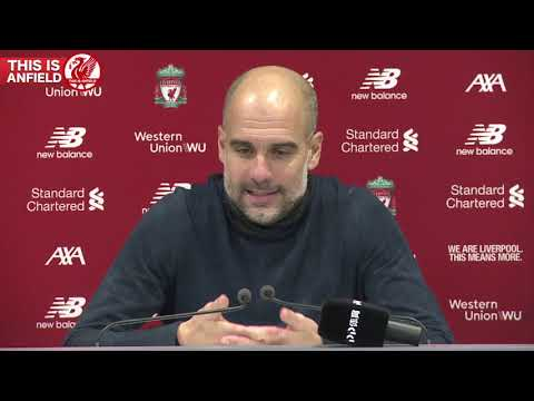 Pep Guardiola on Liverpool 3-1 Man City