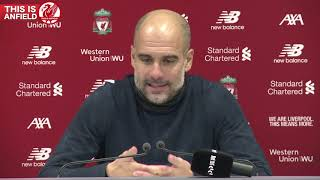 Download Pep Guardiola on Liverpool 3-1 Man City Mp3 and Videos