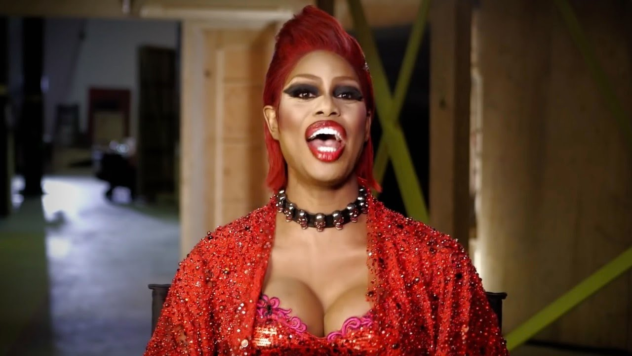 Video Laverne Cox naked (33 pics), Tits