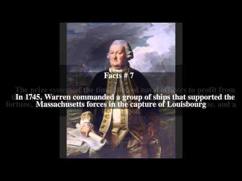 Peter Warren (Royal Navy officer) Top # 15 Facts