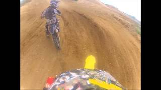 BLUE DIAMOND MX John Pero & Derek Eustis