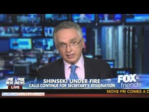 Col Ralph Peters defends Eric Shinseki - If you want to blame someone, blame Congress and Obama