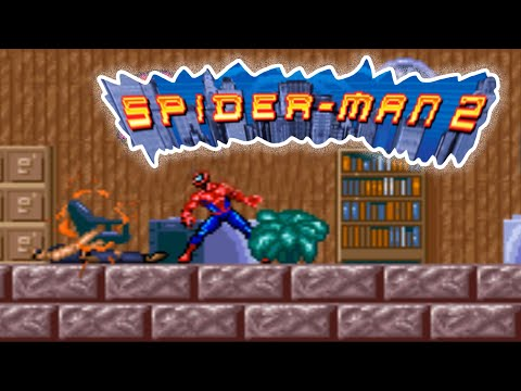 [GBA] Spider-Man 2