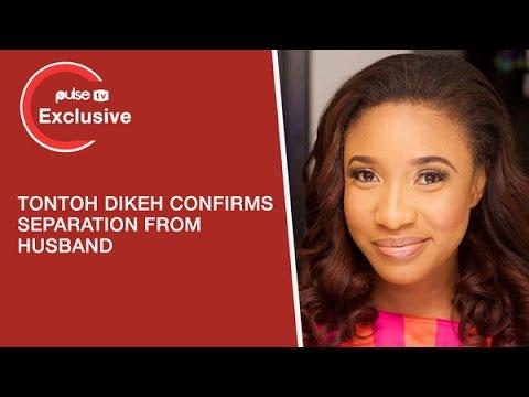 Tonto Dikeh Confirms Separation From Her Husband   Pulse TV News