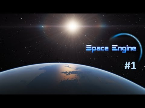 Space Engine - #01 - Our solar system