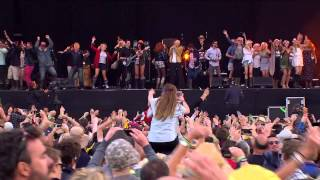 James - Laid - Isle of Wight Festival 2015 - Live