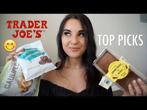 Trader Joe's Favorites | My Top Healthy Food Picks thumbnail