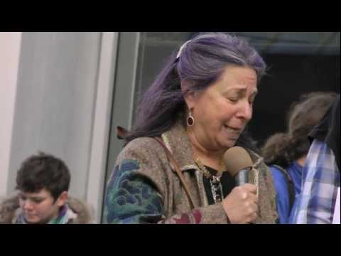 Leonard Peltier Vancouver Solidarity Rally (long Pt1)