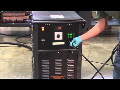 Adaptable M-Series Mobile Power Packs For Magnetic Particle Inspection