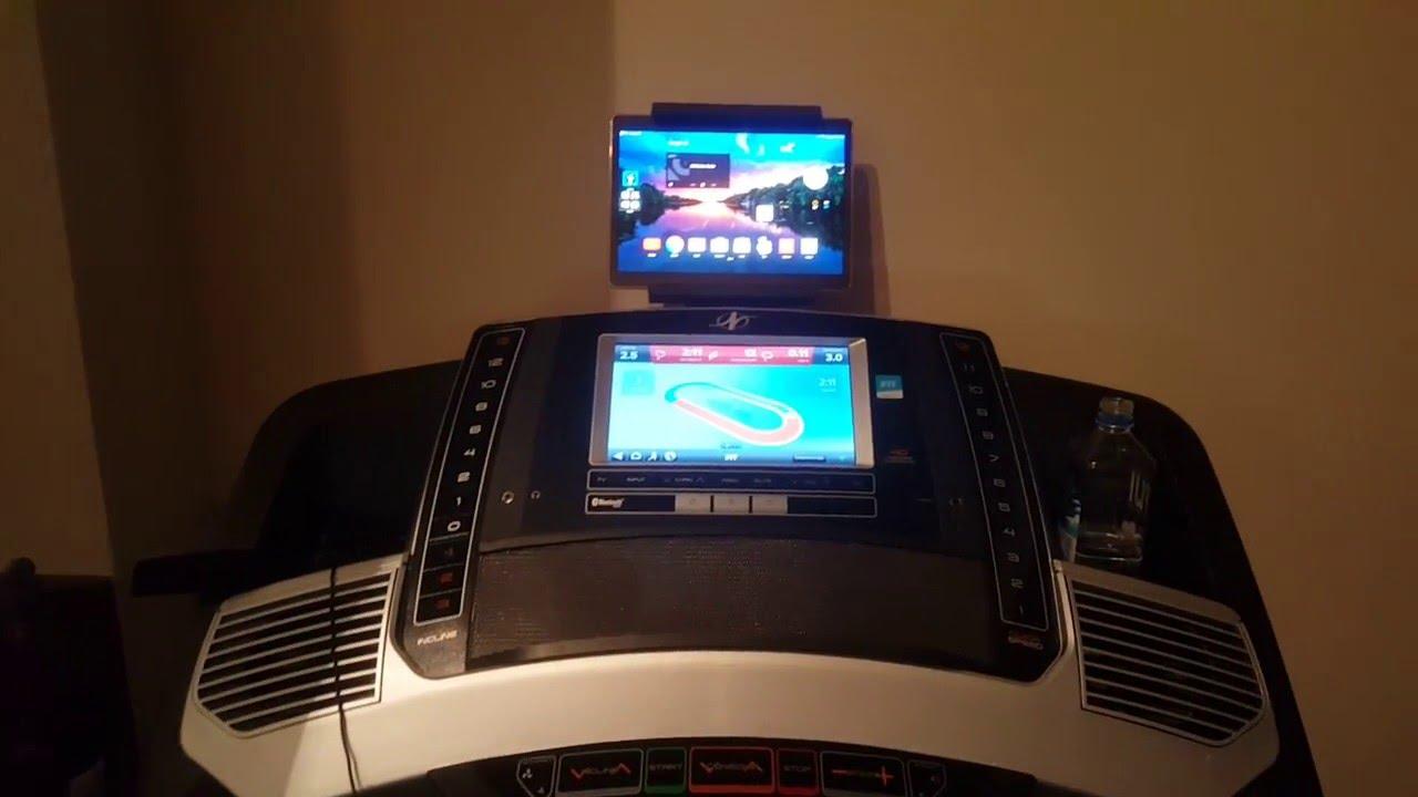 Nordictrack Commercial 2950 treadmill - 2016 model