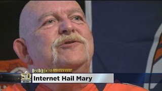 Sacramento Denver Broncos Fan In Desperate Search For Super Bowl Ticket—And He