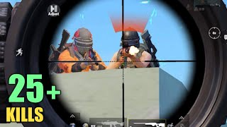 CRAZY gameplay LEVINHO & NZKO   PUBG MOBILE