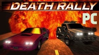 Death Rally Gameplay PC HD