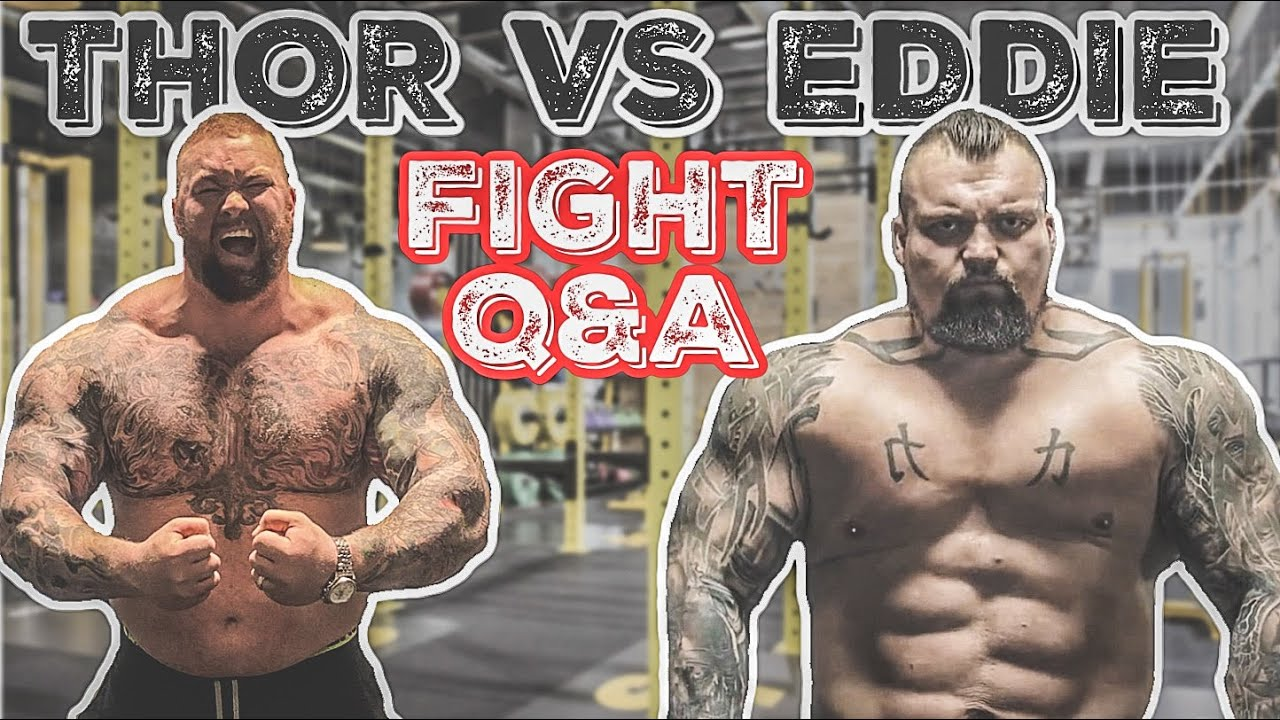 Whats my game plan for the fight? | Q&A