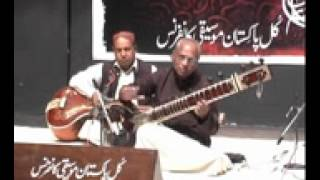 Ustad Muzaffar Akbar Khan Sitar Recital in All Pakistan Music Conference 2011