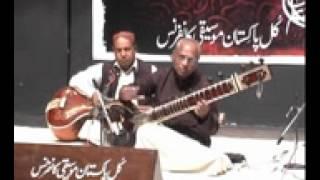Ustad Muzaffar Akbar Khan Sitar Recital in All Pakistan Music Conference 2011