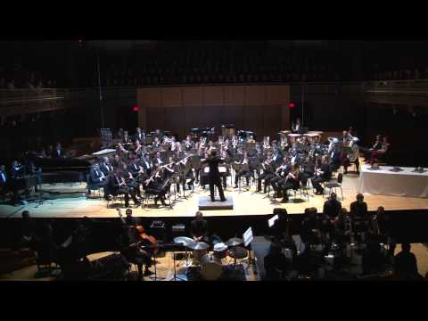 Kingfishers Catch Fire  performed by Temple Univ. Wind Symphony