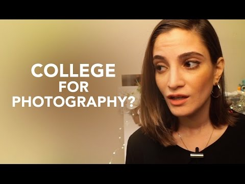 Should You Go To College for Photography?