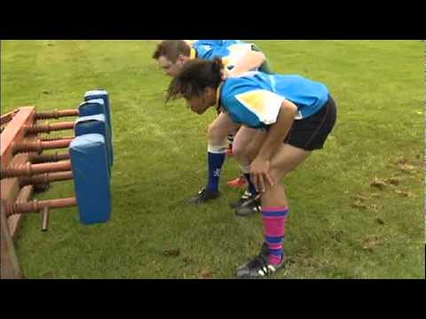 Scrum Clinic – Hookers Foot position