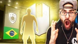 OMG THE BEST ICON PACK OPENING EVER! FIFA 19 Ultimate Team Pack Opening