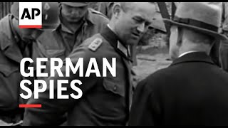 Repeat youtube video German Spies Executed - 1945 - NO SOUND