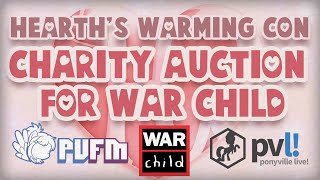 Charity Auction for War Child (4K)