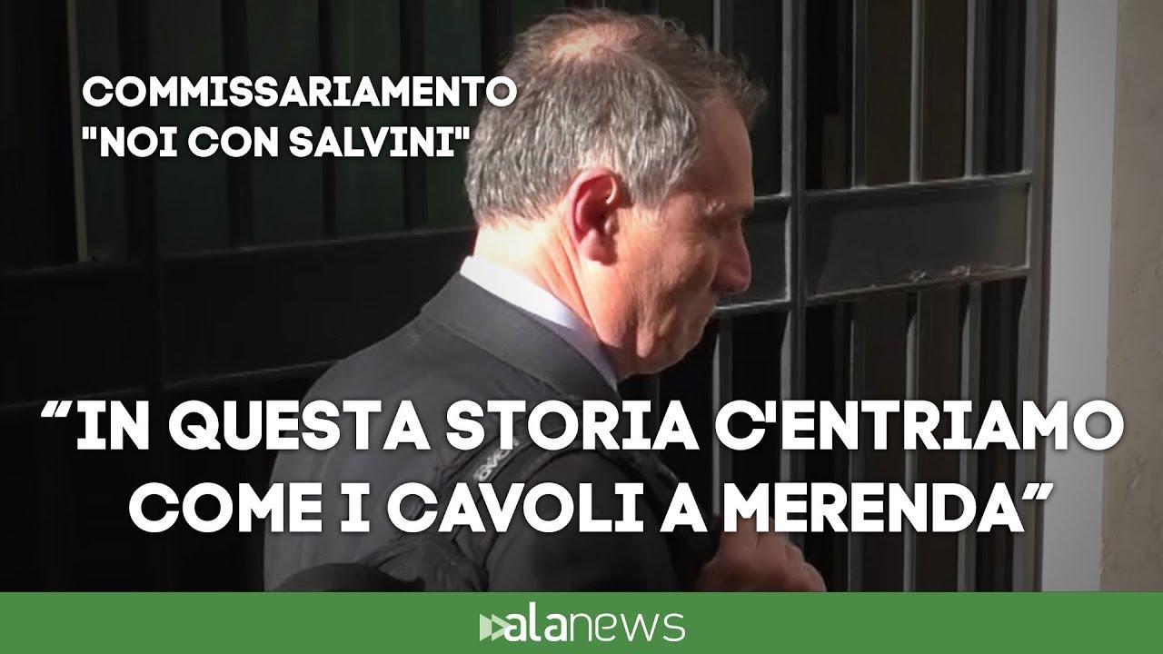 Caso sicilia salvini esce da camera con pagano quando for Quando si raccolgono i melograni